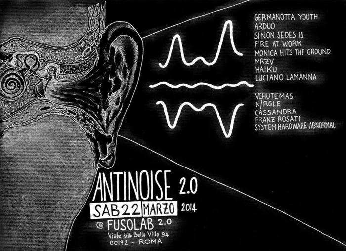 Antinoise 2.0 @Fusolab